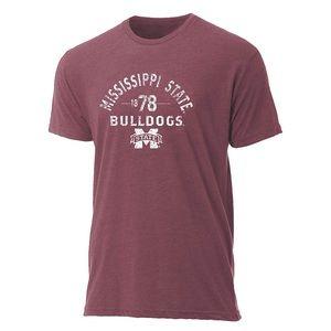 Mississippi Bulldogs Tee Sz M